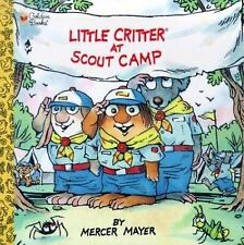 Little Critter at Scout Camp (Look-Look) by Mercer Mayer, Good Book