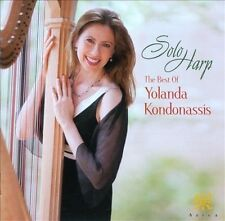 Solo Harp: The Best of Yolanda Kondonassis (CD, Apr-2012, Azica Records)