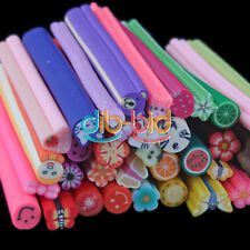 5 Nail Art Fimo Fruit Decoration Slice Rod Clay Sticks DIY Tips Decorate Phone