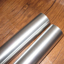 Metallic Decoration Silver  DIY Stainless Steel Contact Paper  24 in by 78.7 in