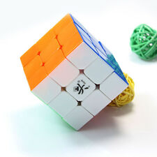 Dayan V5 ZhanChi 3x3x3 Speed Cube Magic Puzzle Stickerless Twist 3x3 Puzzles Toy