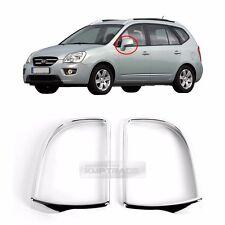 Chrome Side Mirror Cover Molding Trim K381 2P for KIA 2002-2006 Rondo Carens 2