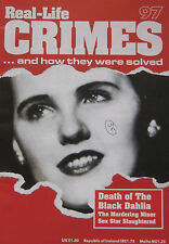 Real-Life Crimes Issue 97 - Death of the Black Dahlia Elizabeth Short