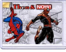 2014 Marvel Now  Then & Now  TN-SD card