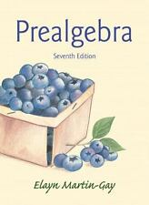 Prealgebra (7th Edition) by Martin-Gay, Elayn