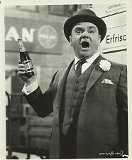 "JAMES CAGNEY in ""One, Two, Three"" Original Vintage Photograph 1961 ""PEPSI-COLA"""
