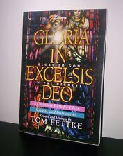 Gloria in Excelsis Deo Glory to God in the Highest Song Book Choir Solo New