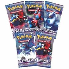 Pokemon Cards - CALL OF LEGENDS - Booster Packs (5 pack lot) [Toy] by Yu Gi Oh