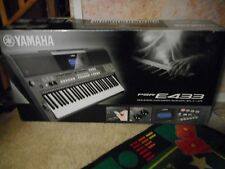 Yamaha PSR E443 61 Key Portable Keyboard