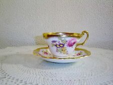 Vintage E B Foley Bone China Cup and Saucer England