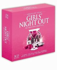 GREATEST EVER GIRL'S NIGHT 3CD NEU ANDY WILLIAMS/BOYZONE/DIANA ROSS/SUGABABES/+