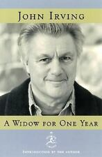 A Widow for One Year (Modern Library of the World's Best Books) Irving, John