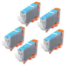 5 PHOTO CYAN Replacement Printer Ink for CLI-8 Canon Pro9000 Mark II