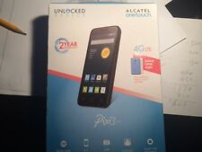 Brand NEW ALCATEL OneTouch Pixi 3 Global Unlocked Device 4G LTE 4.5 Display