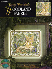 Cross Stitch Pattern ~ Teresa Wentzler Woodland Faerie #LA3342