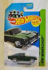 Aston Martin 1963 DB5 1/64 Die-cast Model From HW Workshop by Hot Wheels