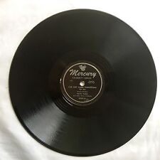 PATTI PAGE - I'VE GOT SOME FORGETTING TO DO - Rare - 78 Record - 1947 - SIGNED