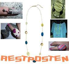 13 Teile Restposten Sonderposten Flohmarkt Modeschmuck Blogger Kette Ring - NEU