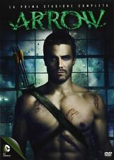 ARROW PRIMA STAGIONE #1 (5 DVD) COFANETTO SERIE COMPLETA