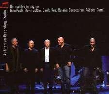 Gino Paoli, Danilo Rea, Roberto Gatto, Flavio Boltro - Un Incontro In Jazz CD