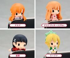 Earphone Jack: Sword Art Online - Complete Set Accessories Figures(Display of 4)