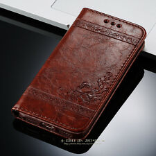 Luxury Magnetic Leather Wallet Flip Case Cover For Apple iPhone 5 SE 6 6s 7 Plus