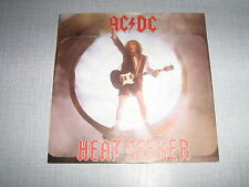 AC/DC 45 tours Germany Heatseeker