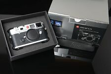 Leica M7 0.72 Silver chrom 10504  Mint Condition
