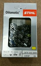 "(4) STIHL 33RSF84 Rapid Super FULL SKIP Chain 3/8 .050  25"" MS391 MS441 MS461"