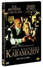 The Brothers Karamazov (1958) - Yul Brynner, Maria Schell DVD *NEW