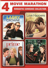 4-MOVIE MARATHON: ROMANTIC ...-4-MOVIE MARATHON: ROMANTIC COMEDIES COLLE DVD NEW