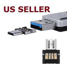 OTG Function Turn to Micro USB Flash Drive U Disk For Tablet PC Phone Adapter