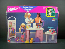 NIB BARBIE DOLL 1996 BABY CARE CENTER  BIG BARBIE STORE SALE L@@K!!