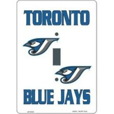 Toronto Blue Jays Aluminum Novelty Single Light Switch Cover
