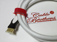1.4 High Speed HDMI Kabel Cable Ethernet Arabesque Cable Brothers HDTHS 0,6m