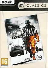 NEW! BATTLEFIELD 2 BAD COMPANY FOR PC XP/VISTA SEALED NEW