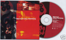 RED HOT CHILI PEPPERS The Hits UK 5trk promo CD sampler