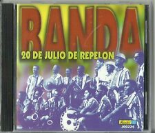 Banda 20 De Julio De Repelon Latin Music CD New