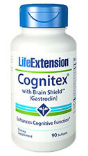 Cognitex with Brain Shield - Life Extension - 90 Softgels