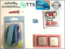 12 Core Processors Matched Pair 2.66GHz X5650 XEON DELL Precision T5500,T7500