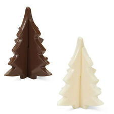 3D Tree Christmas Chocolate Candy Mold from Wilton 0045 - NEW