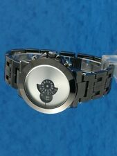 60s 70s unusual futuristic space age rare old style modern disc disk watch 80