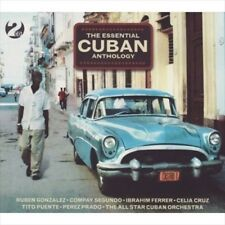 ESSENTIAL CUBAN ANTHOLOGY NEW CD