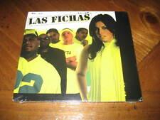 Latin Reggaeton Rap CD LAS FICHAS - 2005