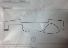 Genuine Toyota FORTUNER Sw4 HILUX Sr5 Mk6 Mk7 Dashboard Dash Carpet Grey Beige