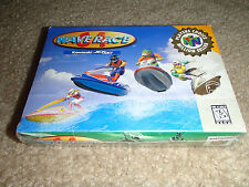 Wave Race 64 (Nintendo 64) N64! Brand NEW!  FACTORY SEALED!!