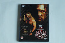 WWE Bad Blood 2003 - (Goldberg, Kevin Nash, Shawn Michaels...) DVD