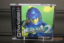 Mega Man Legends 2 (PlayStation 1, PS1 2000) FACTORY Y-FOLD SEALED! - RARE!
