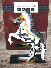 TRAIL OF PAINTED PONIES War Eagle Low 1E/0398~Vision, Swiftness, Courage, Power~