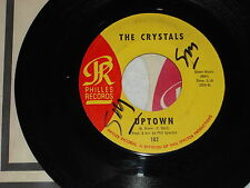 THE CRYSTALS-Uptown (1966) PHILLES 45